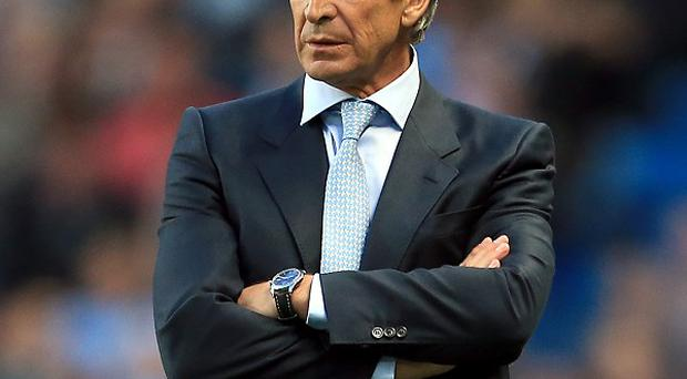 Manuel Pellegrini's Manchester City are seeded in the third pot of four