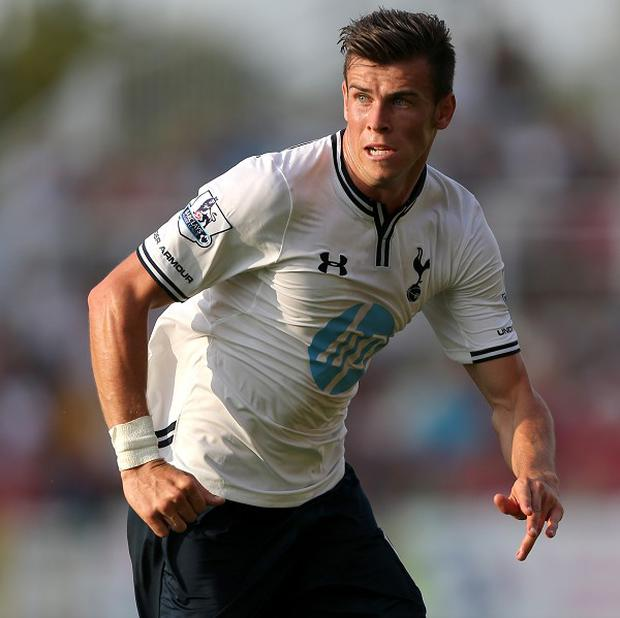 Gareth Bale has been linked with a move to Real Madrid all summer