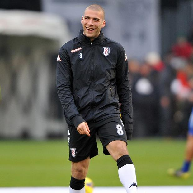 Pajtim Kasami is enjoying life at Fulham
