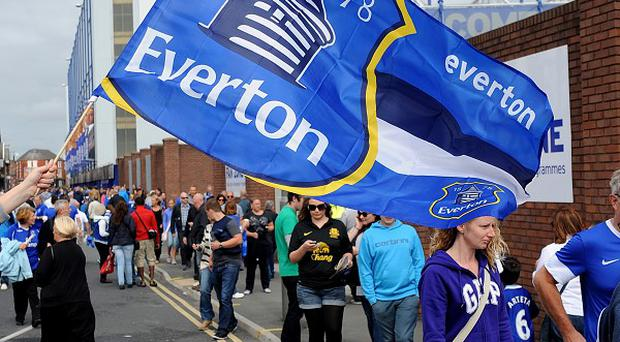 Evertonians will be given a chance to have their say on the club's crest