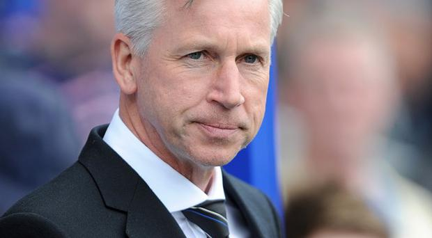 Alan Pardew is only thinking about what is best for Newcastle