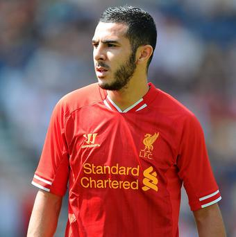 Oussama Assaidi joined Liverpool from Heerenveen last summer