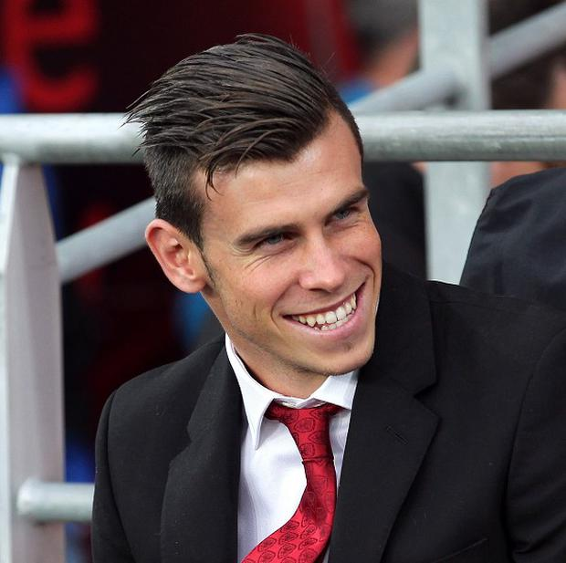 Gareth Bale was not at Tottenham's training ground again today