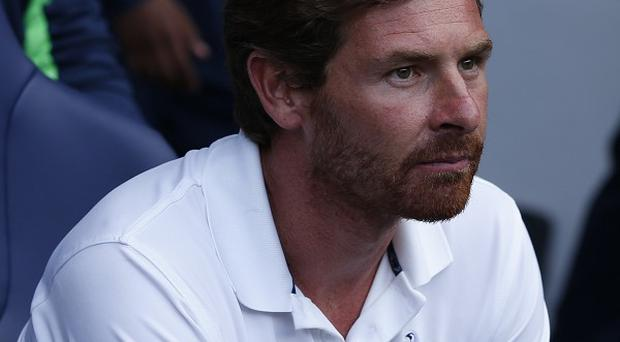 Andre Villas-Boas, pictured, will use Erik Lamela to reshape Tottenham without Gareth Bale