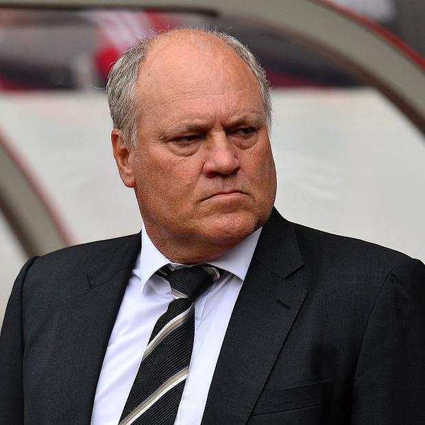 Martin Jol is eyeing defensive reinforcements