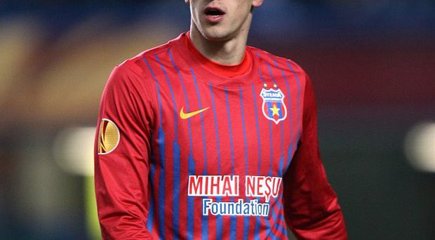 Vlad Chiriches, pictured, became Tottenham's fifth signing on Friday morning before Erik Lamela was confirmed as well