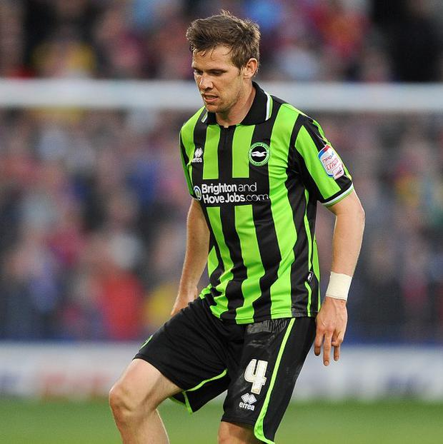 Dean Hammond captained Southampton during the 2010/11 season