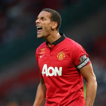 Rio Ferdinand, pictured, has identified Liverpool's main threats as being Daniel Sturridge and Philippe Coutinho