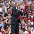 Arsene Wenger's team need a striker