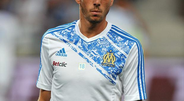 Morgan Amalfitano, pictured, has left Marseille to join Steve Clarke's West Brom