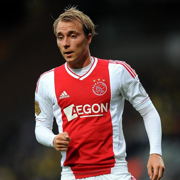 Christian Eriksen, pictured, could be key for Tottenham this season, according to Glenn Hoddle