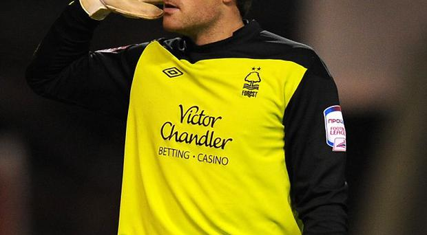 Lee Camp has joined West Brom