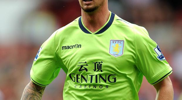 Stephen Ireland is grateful that Stoke have given him an opportunity
