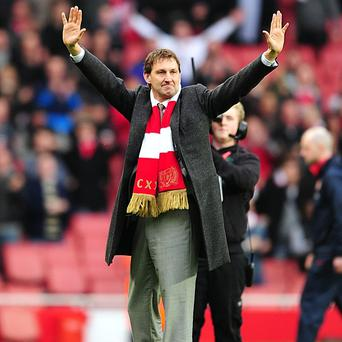Tony Adams believes young English players are being held back due to the number of foreign players