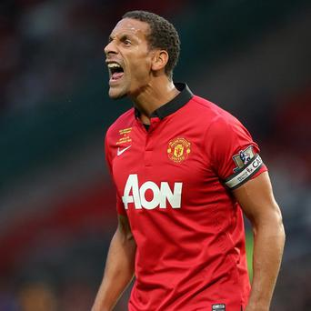 Rio Ferdinand believes Manchester United have a strong enough squad to challenge on all fronts