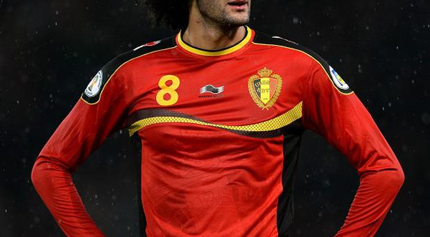 Marouane Fellaini joined Manchester United on transfer deadline day
