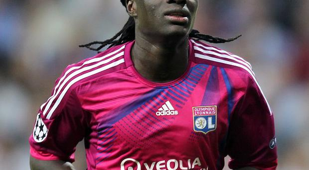 Bafetimbi Gomis will become a free agent next summer
