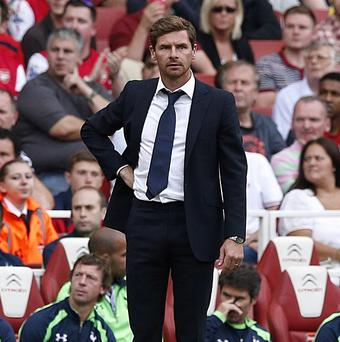 Andre Villas-Boas was Tottenham to look to the future and forget Gareth Bale