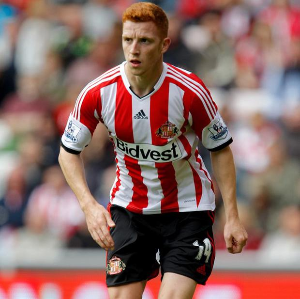 Jack Colback is thought to be considering his future at Sunderland