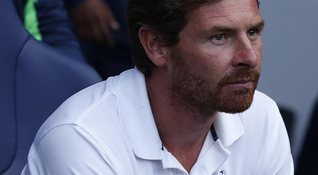 Andre Villas-Boas is happy with his summer signings