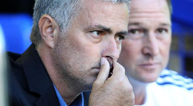 Jose Mourinho rued Chelsea's lack of a cutting edge at Everton