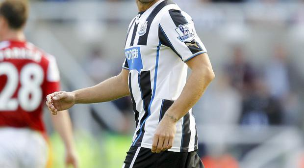Yohan Cabaye was the subject of a bid from Arsenal last month
