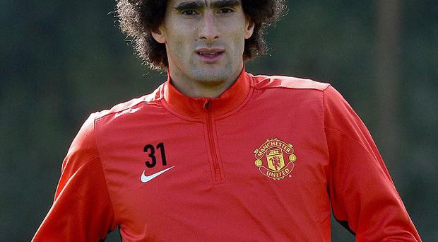 Marouane Fellaini was Manchester United's only signing this summer