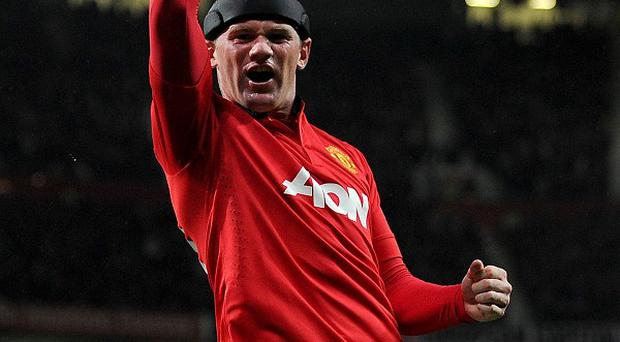 Wayne Rooney stole the show in Manchester United's win over Bayer Leverkusen