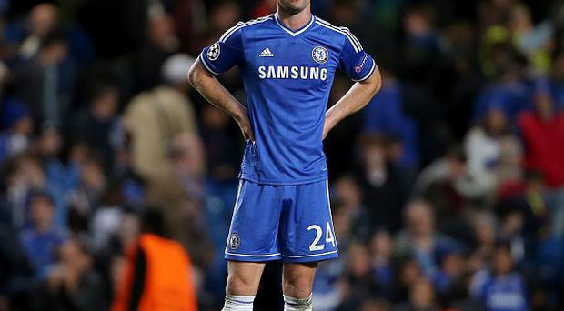 Gary Cahill hopes Chelsea can make amends in Saturday's west London derby against Fulham