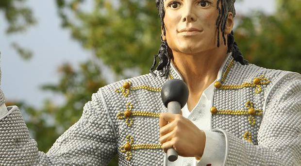 The Michael Jackson statue outside Craven Cottage will be removed