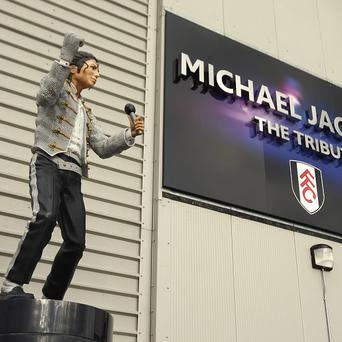 The Michael Jackson statue outside Craven Cottage is to be removed