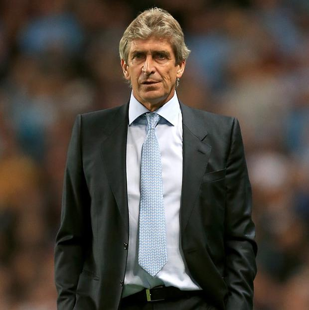 Manuel Pellegrini knows how much the Manchester derby means to City fans