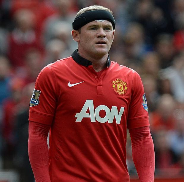 Wayne Rooney will be looking to maintain his impressive form against Manchester City