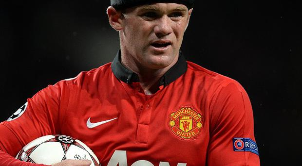 Wayne Rooney was the subject of two bids from Chelsea during the summer