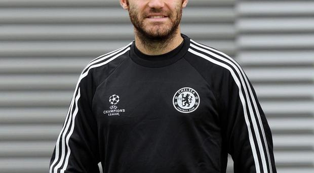 Juan Mata is struggling to hold down a regular first-team place at Chelsea this term