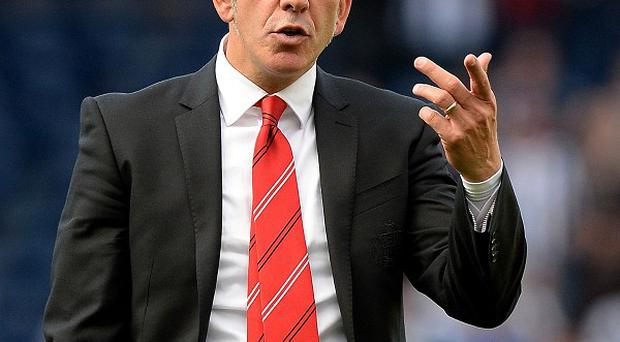 Steve Bruce feels Paolo Di Canio, pictured, went about things the wrong way