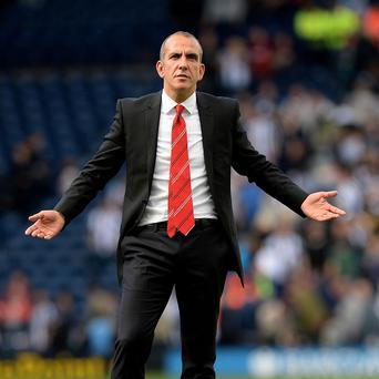 Paolo Di Canio lasted just 13 games at Sunderland