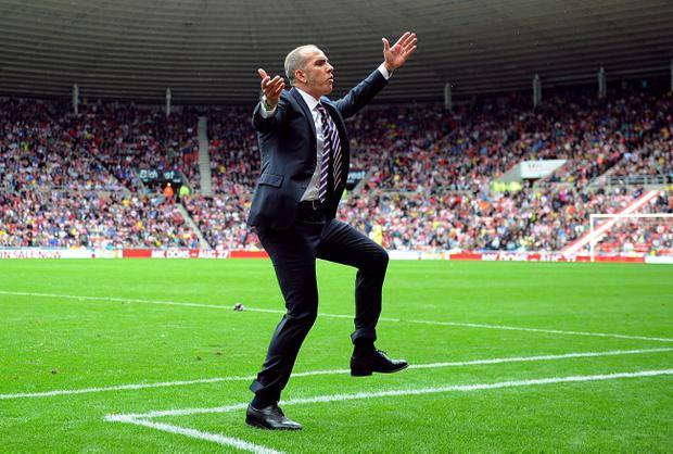 Paolo Di Canio clashed with his players at Sunderland