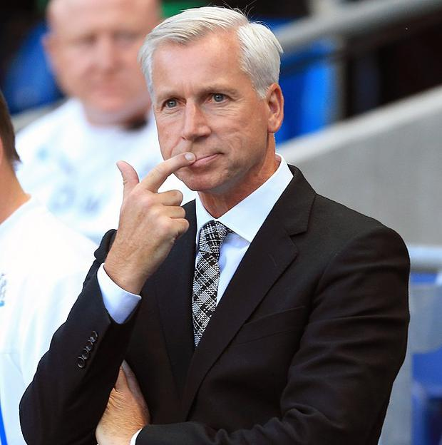 Alan Pardew will field a strong side against Leeds