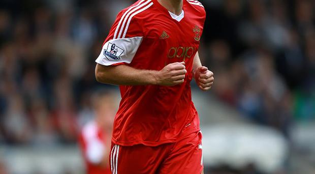 Rickie Lambert has scored just once for Southampton this season