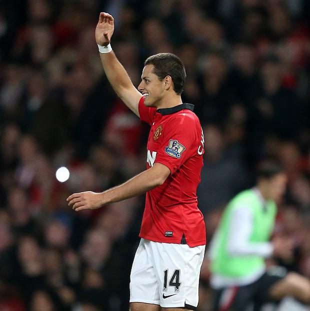 Javier Hernandez was Manchester United's match-winner against Liverpool