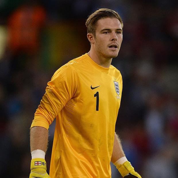 Jack Butland has been sent out on loan