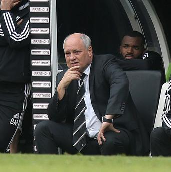 Martin Jol's Fulham succumbed to another late defeat