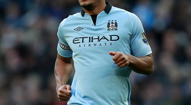 Vincent Kompany hopes Manchester City bounce back immediately from the loss to Aston Villa