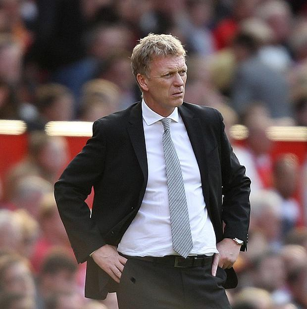 David Moyes has endured a topsy-turvy start to his Manchester United career