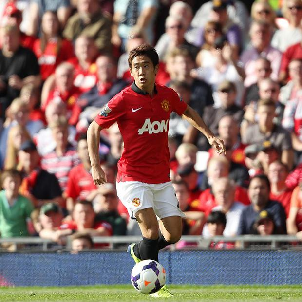 Shinji Kagawa has admitted his performances have not been good enough