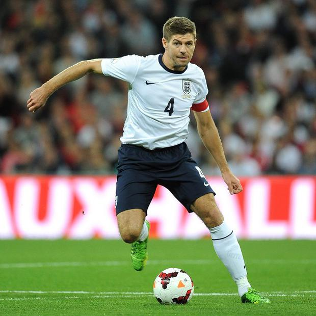 Steven Gerrard admits that competition from overseas talent is making it more and more difficult