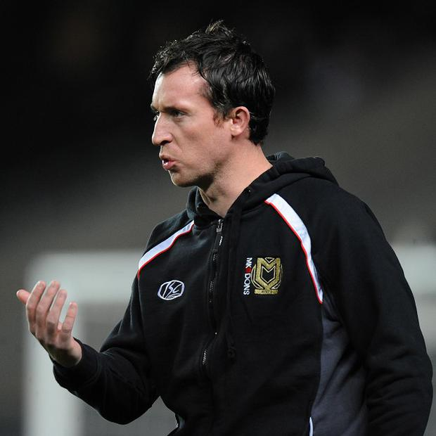 Robbie Fowler is helping to coach the youngsters at Liverpool