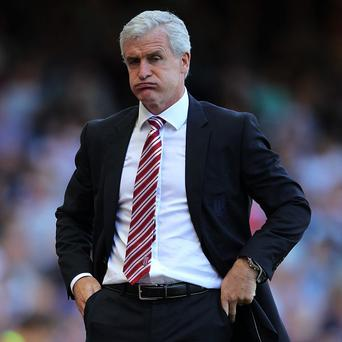Mark Hughes resigned as Fulham manager in 2011