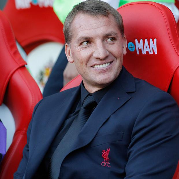 Brendan Rodgers will soon have further reinforcements in his Liverpool squad